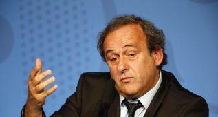 Carta de Michel Platini para felicitar a la afición del Sevilla