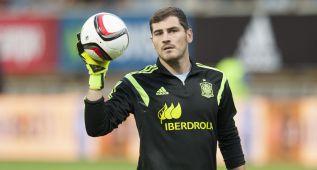 Casillas y 10 más en Borisov