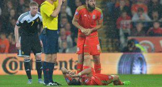 """Bale se retiró con molestias: """"Después de 70' no podía más"""""""