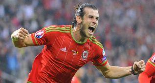 Un gol de Bale deja a Gales a un paso de su primera Eurocopa