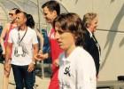 Modric se vistió de corto en el partido benéfico de Khedira