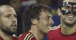 Silva iguala en Bielorrusia los 23 goles de Alfredo Di Stéfano