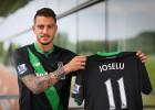 Joselu llega al Stoke City procedente del Hannover
