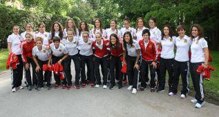 La Selección, recibida en Ottawa por el embajador de Canadá