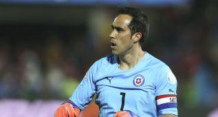 Claudio Bravo demanda al Barcelona y pide 1,3 millones