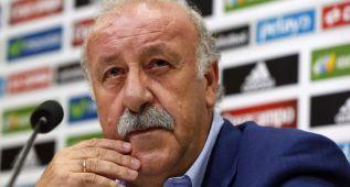 """Del Bosque: """"Las futbolistas no han usado el cauce correcto"""""""
