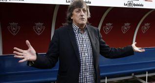 Enrique Martín dirigirá a Osasuna la próxima temporada