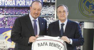 Los otros 5 frentes abiertos de Rafa Benítez en el Real Madrid