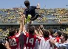 El Bilbao Athletic asciende en Cádiz por su entereza
