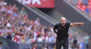 Barragán: ''Teníamos que haber ascendido contra el Oviedo''
