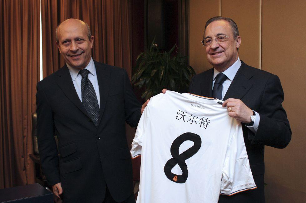 Florentino Pérez modificó el decreto la noche de antes - AS.com