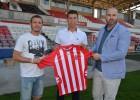 """Alcaraz: """"El Girona es el club idóneo para progresar"""""""