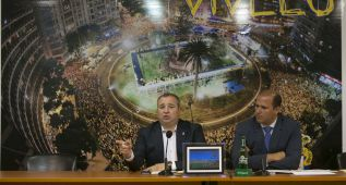 Las Palmas incorpora a su directiva a un consejero del PP