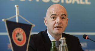 La UEFA critica a Liga por la denuncia contra la FIFA