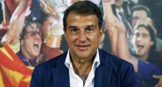 """Laporta: """"La Juve no acordará hasta que haya nuevo presidente"""""""