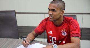 """El Bayern ficha a Douglas Costa: """"Espero estar a la altura"""""""