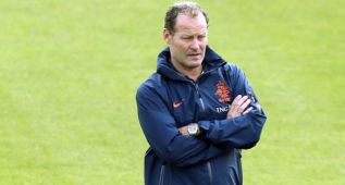 Blind, segundo de Hiddink, nuevo seleccionador holandés