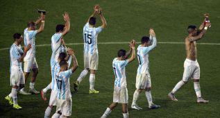 Argentina alcanza su 27ª final