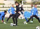 El Málaga arranca con 15 profesionales y 9 canteranos