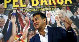 Laporta culpa al Gobierno del expediente UEFA al Barcelona