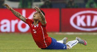El desconocido sufrimiento del goleador de la Copa América