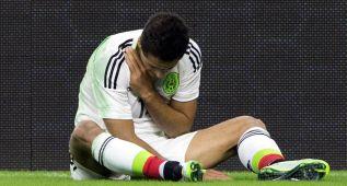 Chicharito operado con éxito de la clavícula: no irá a la Copa Oro