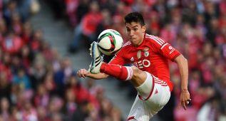 Gaitán ya tiene precio y no se incorporó al Benfica ayer