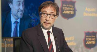 Benedito fue el encargado de tentar a Ancelotti con el Barça