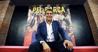 """Laporta: """"Soler y Braida hicieron el ridículo con Pogba"""""""