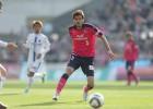 El Real Zaragoza ficha al centrocampista japonés Aria