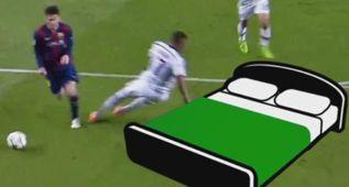Boateng eligió el mejor meme del regate que le hizo Messi