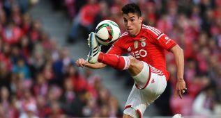 """Gaitán: """"Tengo contrato con el Benfica y voy a continuar"""""""
