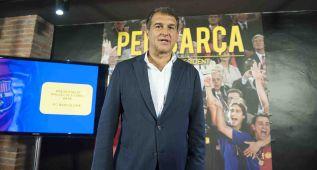 """Laporta: """"Si ganamos iremos a por Pogba, la clave es Raiola"""""""