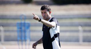 Javi Gracia: ''Nos faltan más jugadores de banda, rápidos''