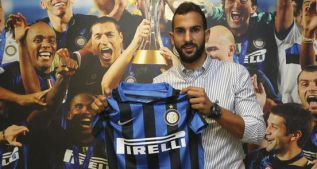 Oficial: Montoya, cedido por un curso al Inter con opción a otro