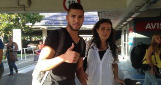 El egipcio Amro Tarek llegó a Sevilla y firmará por el Betis