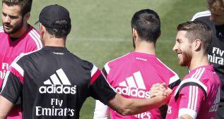 Clement: 'Ramos es fantástico sería un impulso para el United'