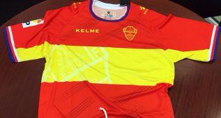 La segunda camiseta del Elche tendrá los colores de España