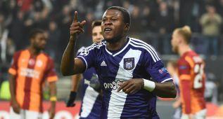 Desde Bélgica se insiste en el interes atlético por Mbemba