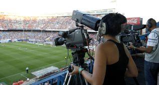 El fútbol televisado sale este lunes a subasta en 10 lotes