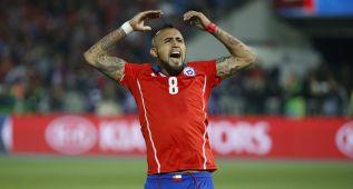"""Vidal, MVP de la final: """"Se vio en la cancha, somos los mejores"""""""