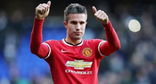 ESPN: el Madrid ve a Van Persie como sustituto de Chicharito