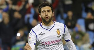 El Málaga intensifica la negociación por Borja Bastón