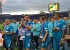 El Zenit conquista su tercera Supercopa en los penaltis