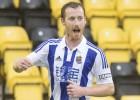 Zurutuza devuelve el gol en la despedida de Escocia