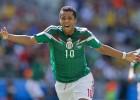 Giovani dos Santos no jugará ante Costa Rica por lesión