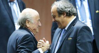 Michel Platini se presentará a presidente de la FIFA