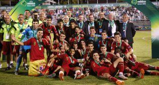 La España de Asensio y Ceballos, campeona de Europa Sub-19