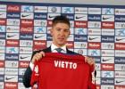 El Atlético confía en los goleadores sudamericanos