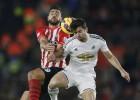 El Swansea le dice al Betis que no dejará salir a Jordi Amat